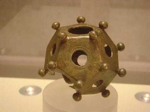 Ancient Roman Dodecahedron