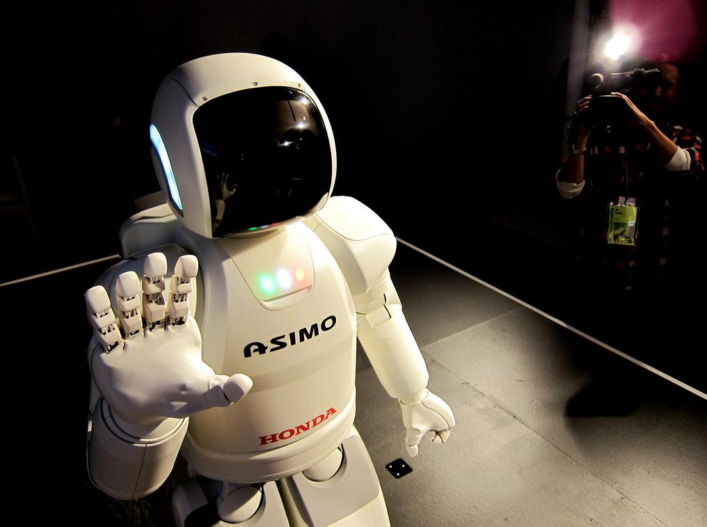 ASIMO, robots, humanoid robots, robotics