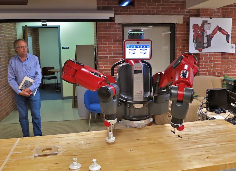 Baxter, robots, humanoid robots, robotics