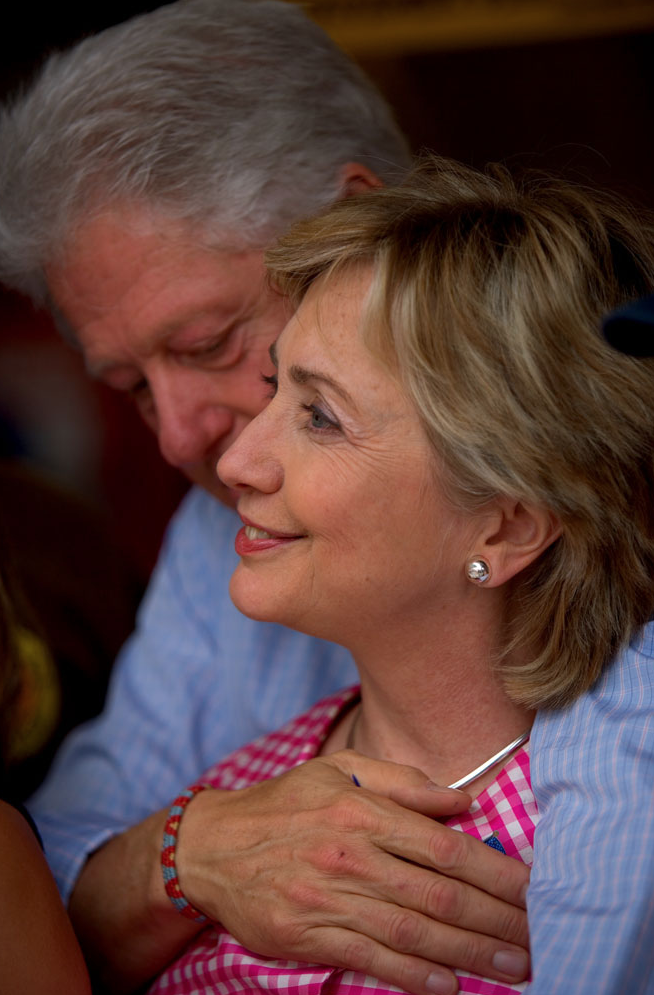Clintons, unfaithful, infidelity, cheating spouses