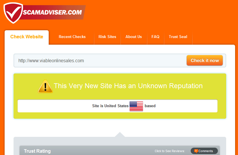 ScamAdvisor, brand protection online, counterfeits, knock-offs, replicas, intellectual property