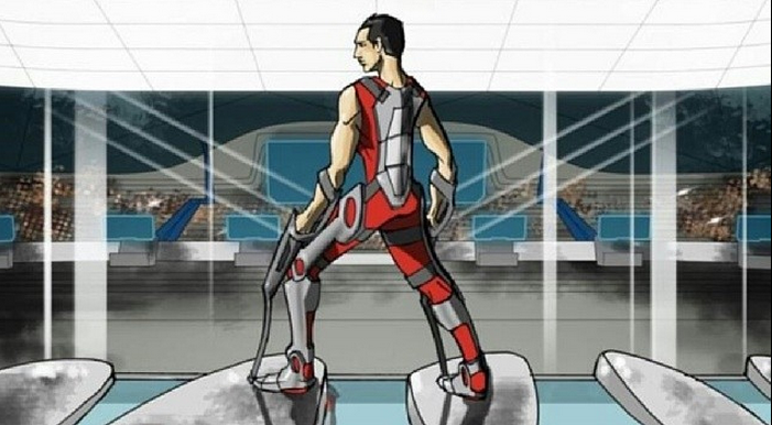 cybathlon, bionic athletes, brain-computer, powered arm prostheses, interface, race, exoskeleton race